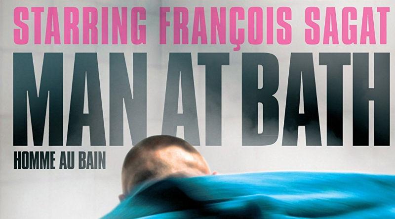 """""""Man at Bath"""" com François Sagat"""