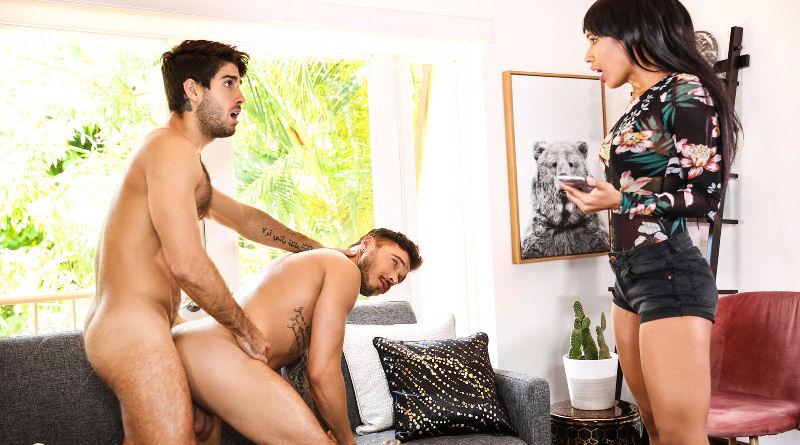 Marido dá rabo para o psicólogo da esposa