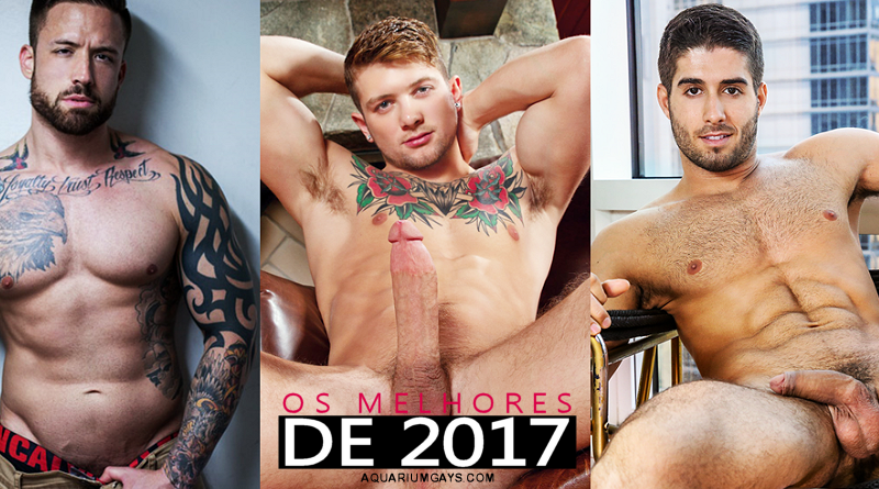 Os 10 melhores atores do pornô gay de 2017
