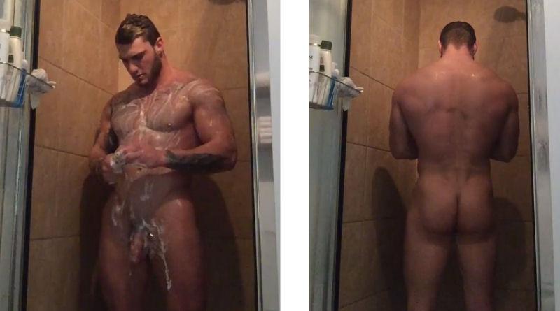 William Seed faz ao vivo no banho