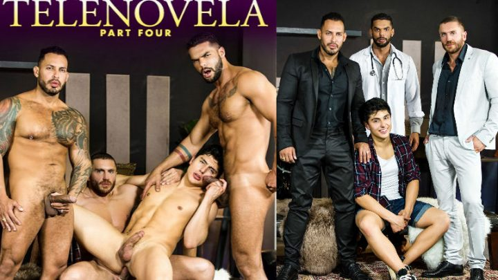 Novela mexicana gay tem Viktor Rom no elenco