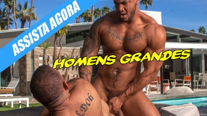 Homens Grandes: Jason Vario e Lorenzo