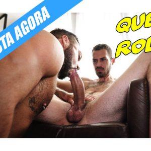 Rola enorme, que fala? Koldo e Sergio fazem bareback