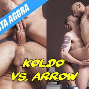 Koldo Goran arromba Dominic Arrow