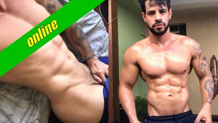 Gustavo Fitness está online! Converse com ele!