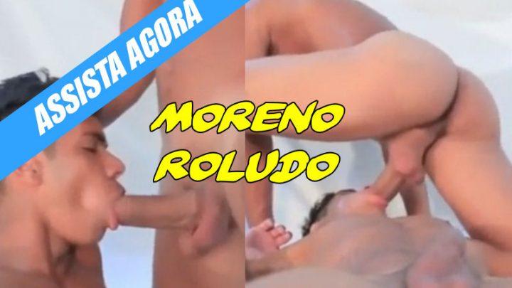 Nacional: Moreno roludo mete gostoso