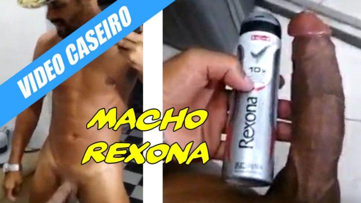 Macho Rexona que a gente respeita!