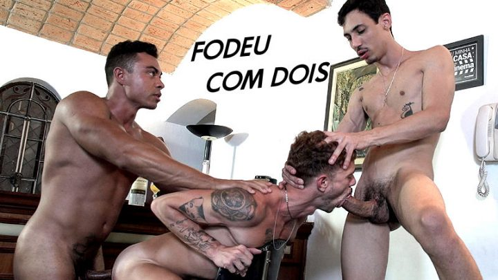 Júnior Peixoto & Alex Hunter & Diego Semblano – Bareback