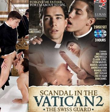 Escândalo no Vaticano (7 partes)