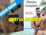 Nacional: Andy Star dando para o Richard Martins