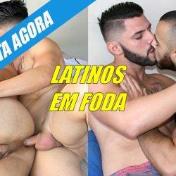Foda bareback: Raymundo e Chelo
