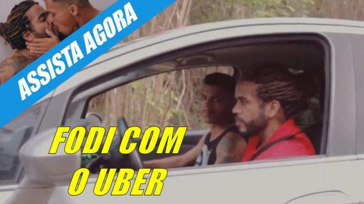 Nacional: Ele deu para o motorista do Uber!