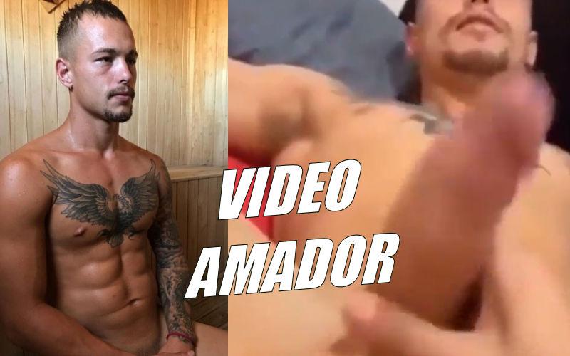 Video amador do Leo Parraguez pelado