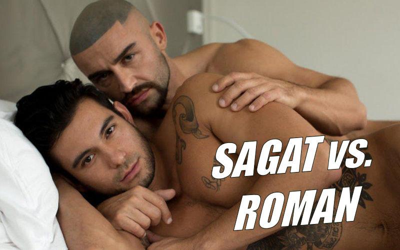 Foda: François Sagat e Ricky Roman