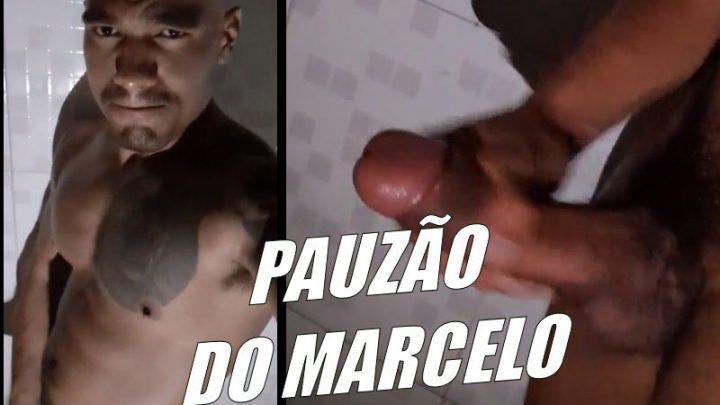 Marcelo Pauzão provoca a gente em novo video