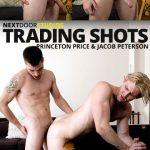 Jacob Peterson e Princeton Price fazem flip-fuck