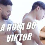 A rola grande do Viktor Rom no rabo do Anteo Chara