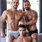 Fodão: Edji da Silva, Arad WinWin e Benjamin Gomez