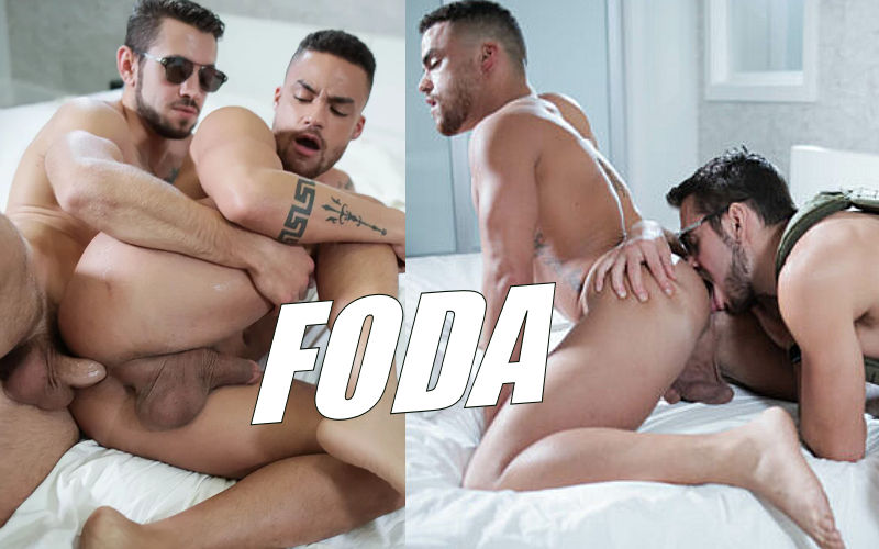 Foda com Beaux Banks e Dante Colle