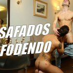Safados: Allen King fode com Angel Cruz