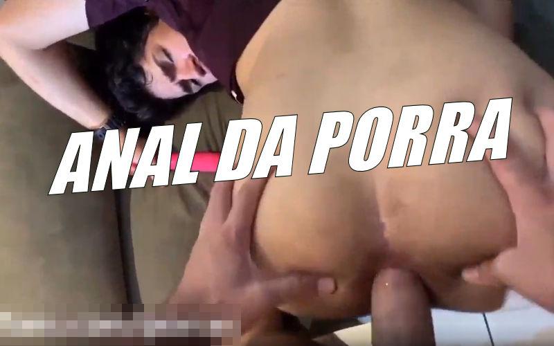 O melhor anal que você verá hoje!