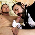 O mordomo safado! Com Miguel Angel e Pierce Paris
