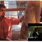 As cenas de nudez do Juliano Cazarré em filme nacional