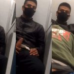 Safado me mamou no metrô