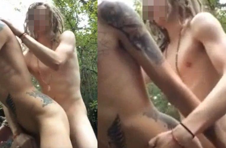 Dei o rabo para o Tarzan no mato
